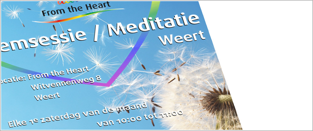 Ademsessie / Meditatie